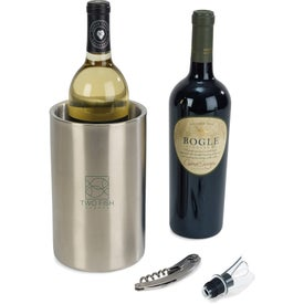 Huntington Stainless Steel Wine Kit