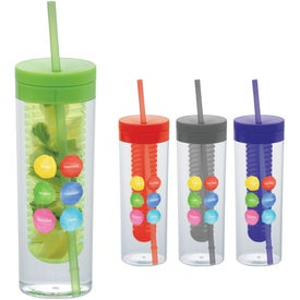 Ice Cool Infuser Tumbler (20 Oz.)