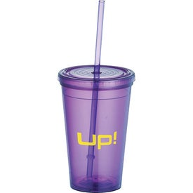 The Iceberg Tumbler with Straw Giveaways