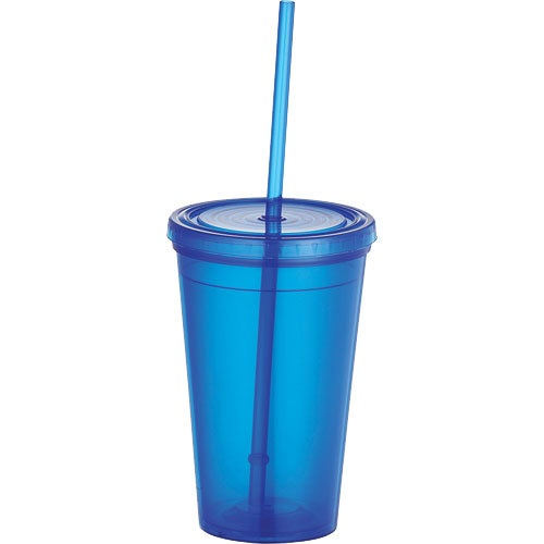 The Iceberg Tumbler with Straw