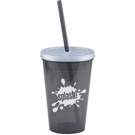 Insulated Straw Tumbler for Customization