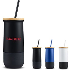 Intrigue Vacuum Straw Tumbler (20 Oz.)