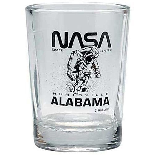 Clear Jumbo Shot Glass