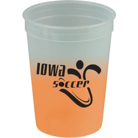 Cool Color Changing Cup with Your Logo