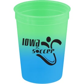Cool Color Changing Cup for your School