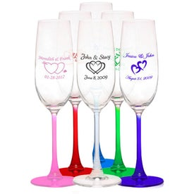 Lead Free Crystal Wine Glass (13.25 Oz.)
