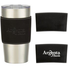 Leatherette Himalayan Tumbler Sleeves
