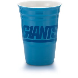 Let's Party Ceramic Cup for your School