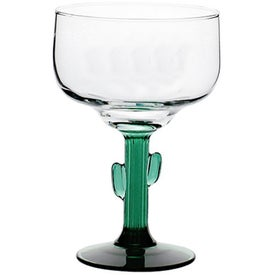 Libbey Cactus Margarita Glass (16 Oz.)