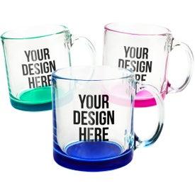 Libbey Clear Glass Coffee Mug (13 Oz.)