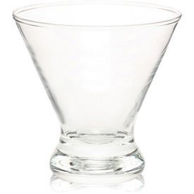 Libbey Cosmopolitan Stemless Martini Glass (8.25 Oz.)
