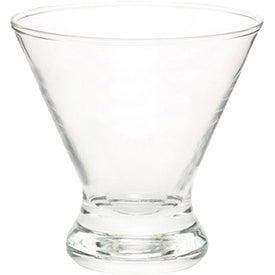 Libbey Cosmopolitan Stemless Martini Glass (8.25 Oz.)