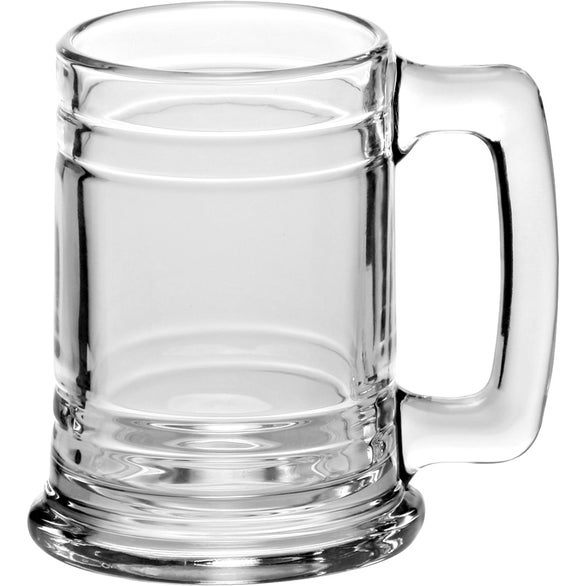 Clear Libbey Maritime Glass Beer Mug