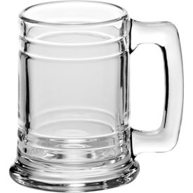 Libbey Maritime Glass Beer Mugs (15 Oz.)