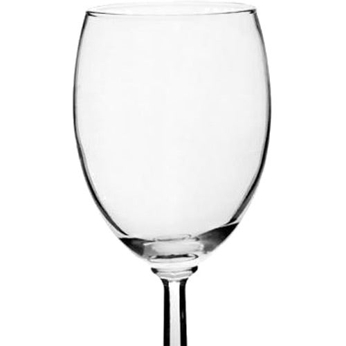 Clear Libbey Napa Country Wine Glass