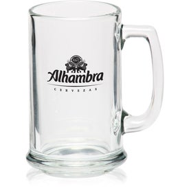 Libbey Rim Base Beer Mug (15 Oz.)