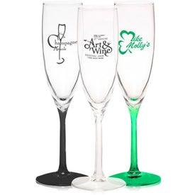 Libbey Round Stem Champagne Flute (6 Oz.)