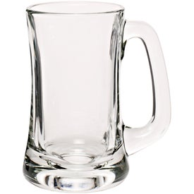 Libbey Scandinavia Glass Beer Mug (15 Oz.)