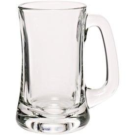 Libbey Scandinavia Glass Beer Mug (15 Oz.)