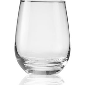 Libbey Stemless White Wine Glasses (15 Oz.)