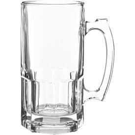 Libbey Super Glass Beer Mug (34 Oz.)