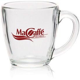 Libbey Tapered Glass Coffee Mug (15.5 Oz.)