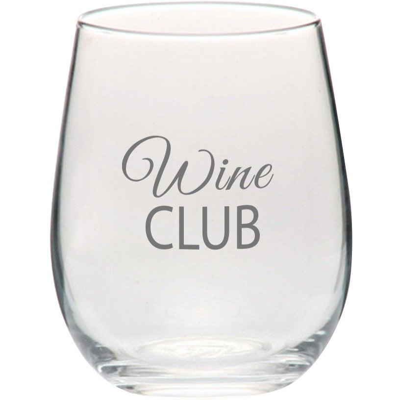 Libbey Vina Stemless Wine Glass (17 Oz.)