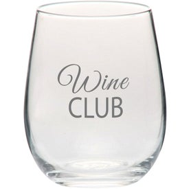 Libbey Vina Stemless Wine Glasses (17 Oz.)