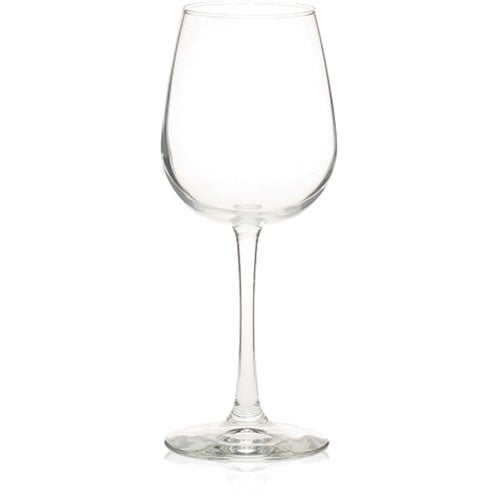 Clear Libbey Vina Wine Glass
