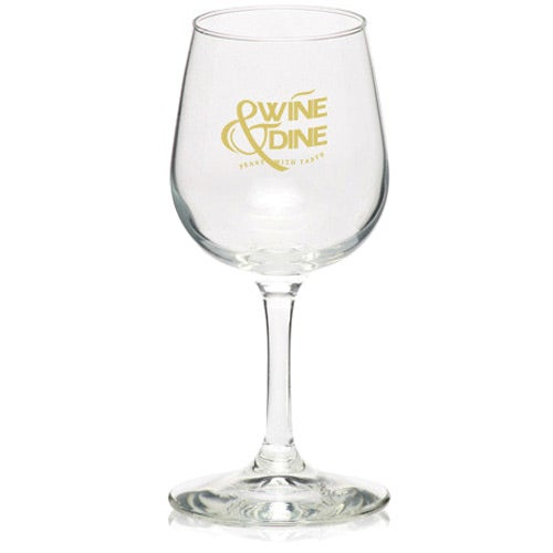 Clear Libbey Wine Tasting Glass