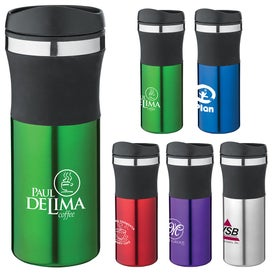 Malmo Travel Tumbler with Your Slogan