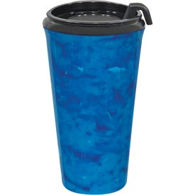 Promotional Marble Infinity Tumbler