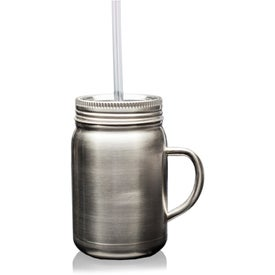 Mason Jars with Handle (22 Oz.)