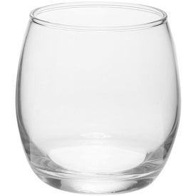 Mikonos Stemless Wine Glasses (11.5 Oz.)