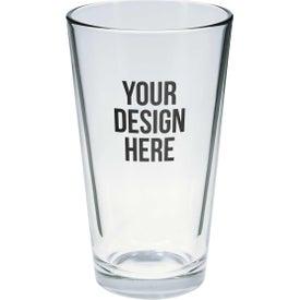 Clear Pint Glass