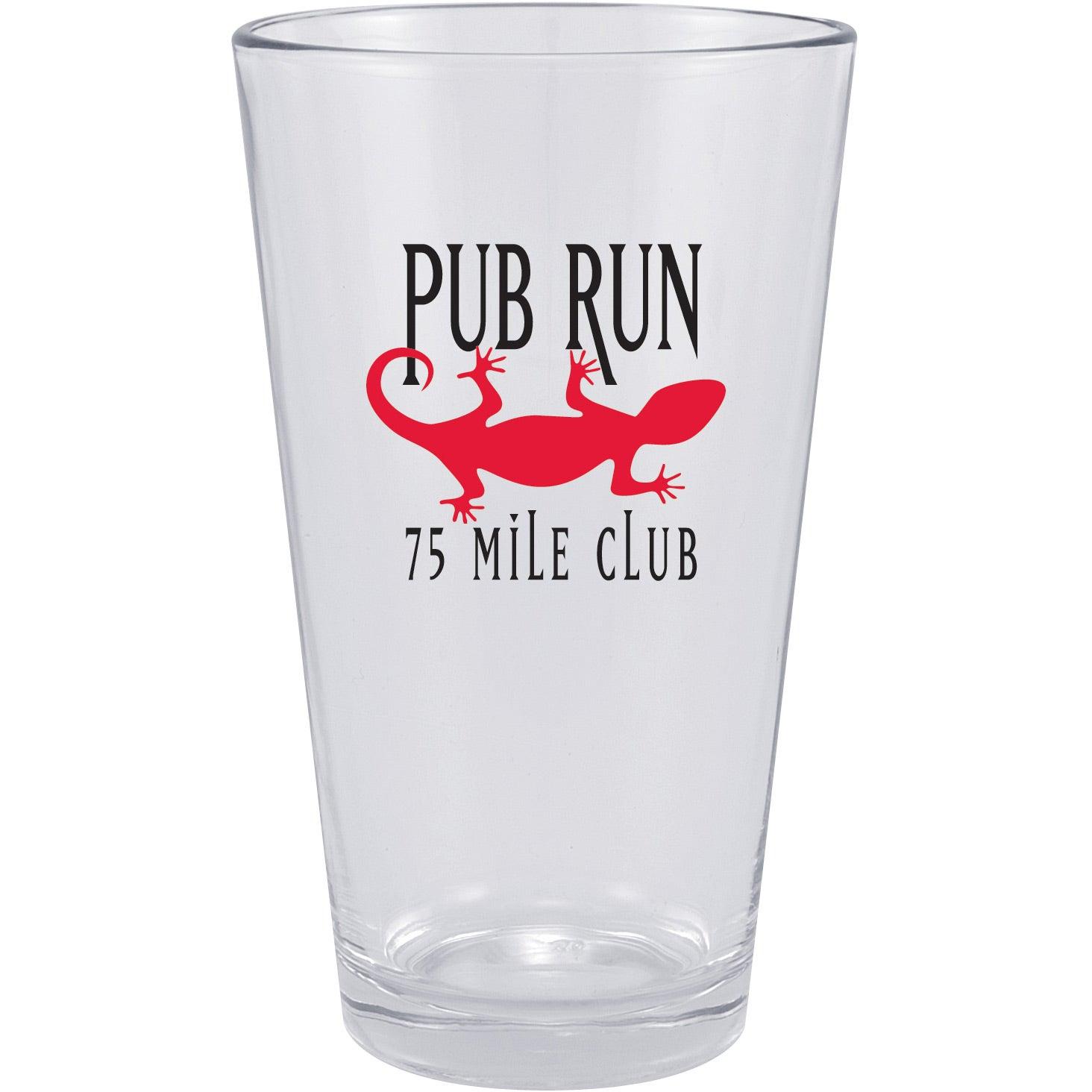 Mixing Pint Glass (16 Oz.)   Logo Drinkware and Barware ...