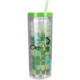 Mood Cube Tumbler Branded with Your Logo