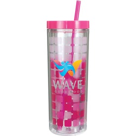 Customized Mood Cube Tumbler