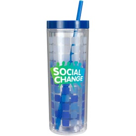 Personalized Mood Cube Tumbler