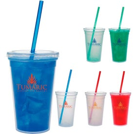 Double Wall Mood Tumbler for Advertising