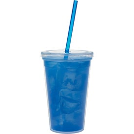 Double Wall Mood Tumbler Printed with Your Logo