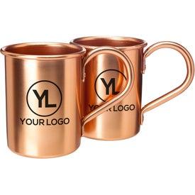 Moscow Mule Mug Gift Set (14 Oz.)