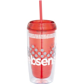 Nicole Series Vortex Tumbler with Your Logo