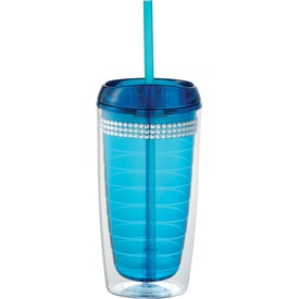 Personalized Nicole Series Vortex Tumbler