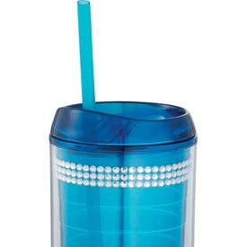 Imprinted Nicole Series Vortex Tumbler