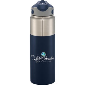 Nile Copper Vacuum Insulated Bottle (25 Oz.)