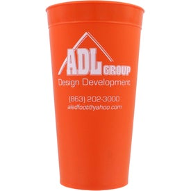 Promotional Non-Insulated Tumbler