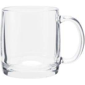Nordic Glass Mug (13 Oz.)