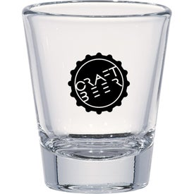 Original Whiskey Shooter Shot Glass (1.75 Oz.)