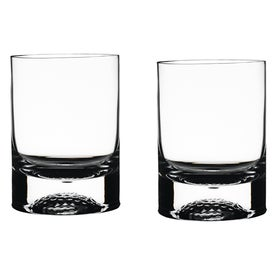 Orrefors Tee Old Fashioned Glasses for Your Church